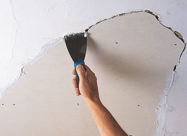 Drywall and Plaster Repairs